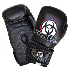 Pro Leather Urban Boxing Gloves