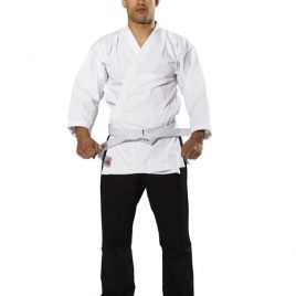 Salt and Pepper Uniform/Gi – 8oz (lightweight)