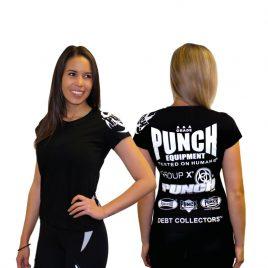 Ladies Punch Sponsorship T-Shirt