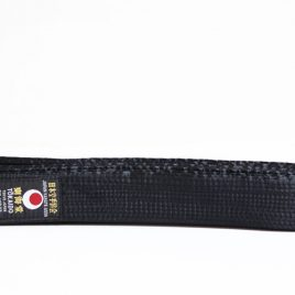 Tokaido Black Belt (Silk)