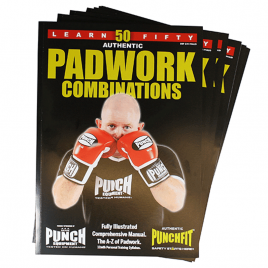 PunchFit® 50 Padwork Combinations Book