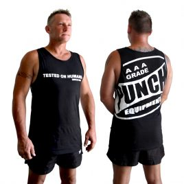 Tested On Humans Mens Singlet