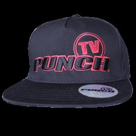 Flat Brim PunchTV® Cap