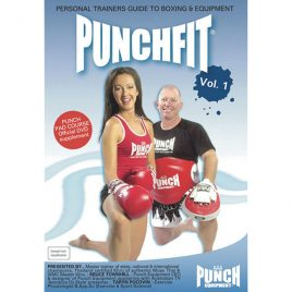 Boxing Bag & Pad Work DVD