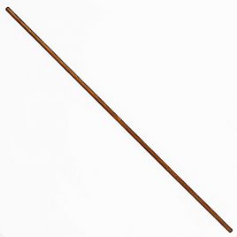 Red Oak JO Staff – 4ft – Straight 1″