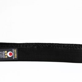 Tokaido Black Belt (Cotton)