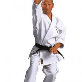 """Warrior """"Meijin"""" Gold Label White Uniform"""